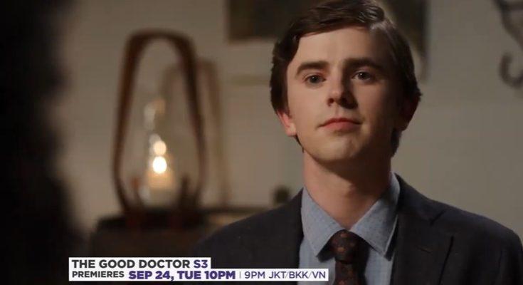 The Good Doctor ซีซั่น 3