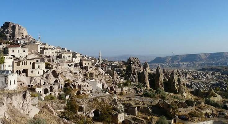 เมือง uchisar
