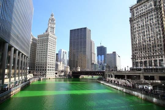 แม่น้ำสีเขียว
