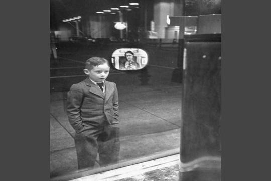 เห็นทีวีครั้งแรก ปี 1948