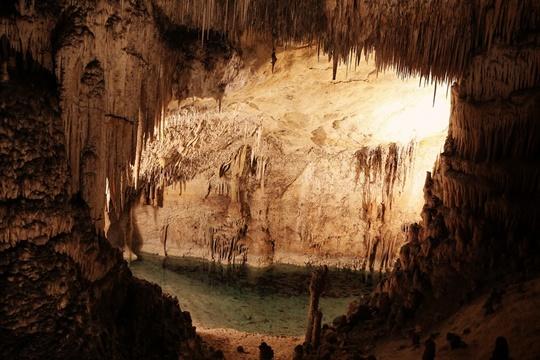 อุทยานแห่งชาติ Carlsbad Caverns – สหรัฐอเมริกา