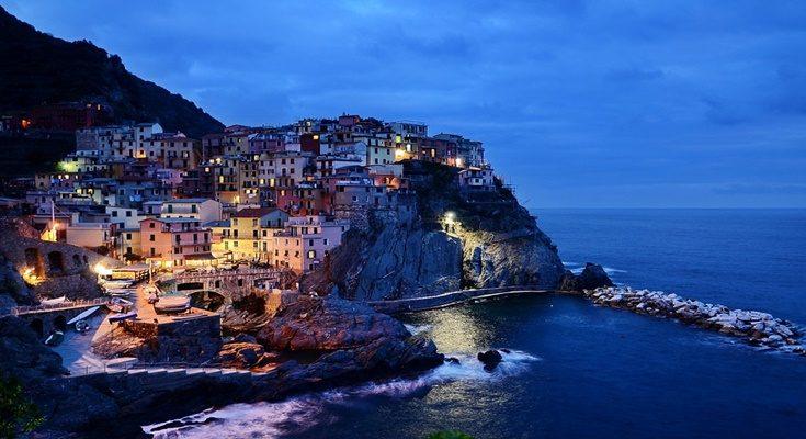 หมู่บ้านชิงเคว แตเร (Cinque Terre)