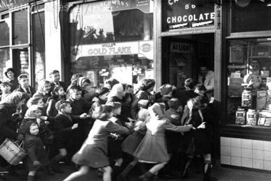 อิสระภาพของน้ำตาล ปี 1953