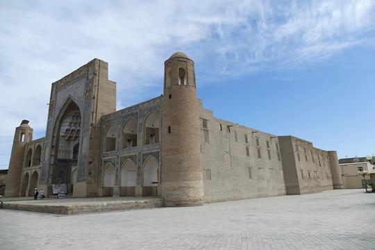 ศูนย์ประวัติศาสตร์บูคารา (Historic Centre of Bukhara) – อุซเบกิสถาน