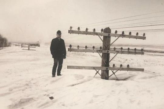 พายุหิมะโจมตี ปี 1966