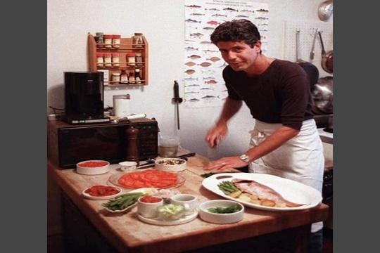 มื้ออาหารก่อนจะโด่งดัง ปี 1986