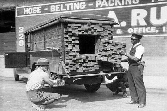 ปฏิบัติการของคนทำเหล้าเถื่อน ปี 1926