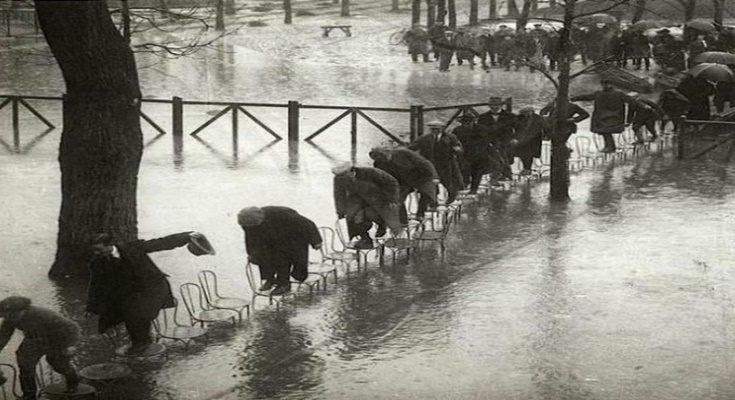 ภัยคุกคามของแม่น้ำแซน ปี 1924