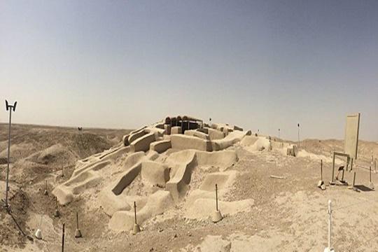 "Shahr-e Sukhteh ""เมืองที่ถูกเผาไหม้"