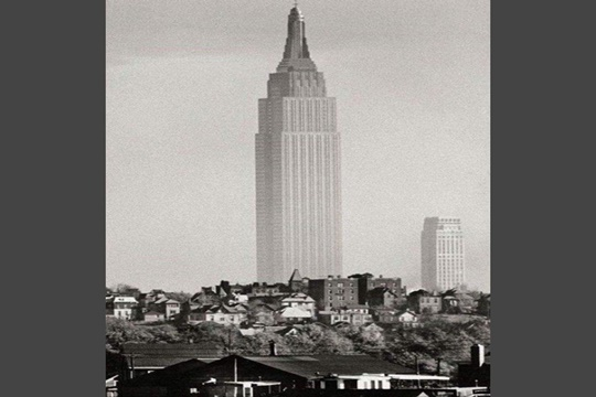 ตึกเอ็มไพร์สเตท ปี 1941