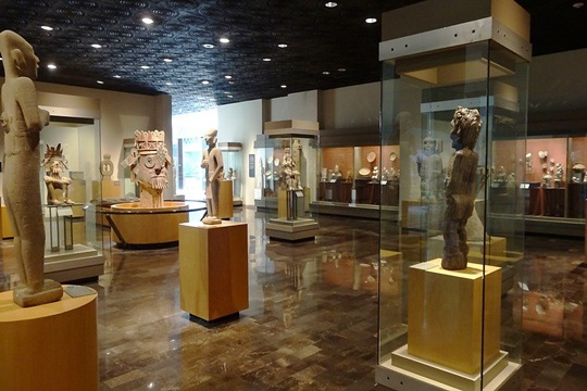 พิพิธภัณฑ์มานุษยวิทยาแห่งชาติ (The National Museum of Anthropology)