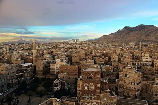 เมืองเก่าซานา (The Old City of Sanaa) – เยเมน