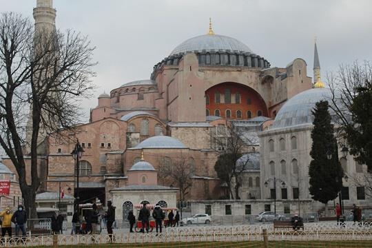 พิพิธภัณฑ์ฮาเกียโซเฟีย (Hagia Sophia Museum)